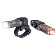 Light & Motion Vibe Pro HL + Vibe 100 Pro Bike Light Combo - B0747T9RMT