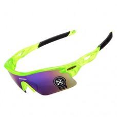 AMSKY Polarized Sports Sunglasses  Bike Sunglasses for Men Women Youth Cycling Running Driving Fishing Golf Baseball Glasses - B07FVJXHV8