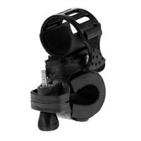 Flameer Universal 360 Degree Rotating Bike Handle LED Flashlight Torch  Mount Clamp Clip Holder Grip Bracket - B07CNRLXN1