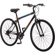 Rigid Urban-style Steel Frame Mongoose Adult Bike - B073Q3J6VN
