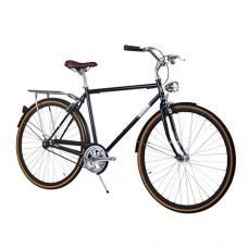 Zycle Fix Civic Men - Black Copper - Men City Series Single-Speed Urban Commuter Bike - B01MY6NBA1