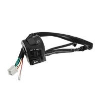 CoCocina 7/8inch 22mm Motorcycle Handlebar Turn Light Horn Hi/Lo Beam Switch Left Side - B07D1MZXDQ