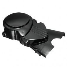 CoCocina Left Engine Stator Magneto Cover Casing Case Pit Dirt Bike Left 110cc 125cc 140cc - Black - B07D6M344N