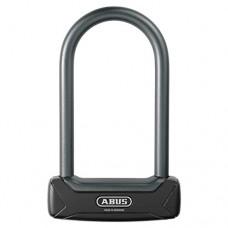"""ABUS Granit Plus 640 Mini U-lock 150mm Mini Shackle 6""""  Black - B0111X9TBK"""