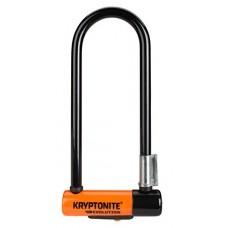 Kryptonite New-U Evolution Mini-9 Heavy Duty Bicycle U Lock Bike Lock - B06XCDZND2