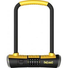 ONGUARD Bulldog Combo U-Lock  4.5x9-Inch - B005YPKD44