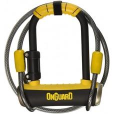 ONGUARD PitBull Mini DT U-Lock  3.55 x 5.52-Inch - B008OHBETC