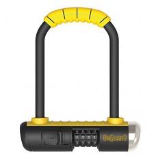 Onguard Bulldog Mini 8013 D Lock bike black - B00AW7PE3Y