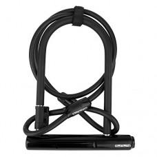 Sunlite Standard U-Lock w/Bracket - B07C9D5M3Z