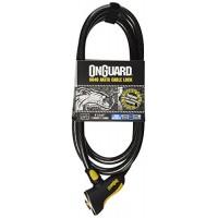 ONGUARD 8040 Akita 12mm x 6' Cable Lock - B007HOGJCU