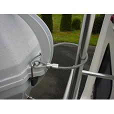 Security Cable Lock - B00VSDD7KI