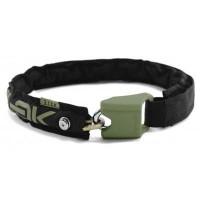 Hiplok Lite v1.0 Wearable Bicycle Lock (Black/Urban Green) - B00BFSTX4K