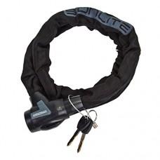 Sunlite Defender Key/Chain Lock  4' x 10mm  Black - B00B138ZZC
