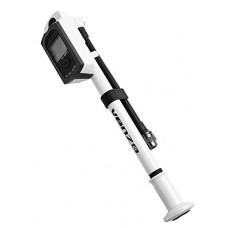 Venzo Bicycle Fork Shock Portable Mini Pump with Digital Gauge 300PSI - B01N57GMV3