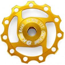 Bike Bicycle Jockey Wheel Rear Derailleur Pulley MTB Cycling Guide Roller for SHIMANO SRAM / 7 / 8 / 9 / 10 Speed - B0772FGFGR