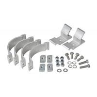 Rhino Rack BC2 Conduit Clamp Set (2 Piece) - B01M68F2N6