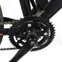 Bafang BBS01 BBS02 BBSHD Chain Wheel and Replacement Chain Guard Black T42 44T 46T 48T 52T Chainwheel Teeth - B07C13QLWW