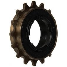 ACS Single Fat Southpaw 1/8 Freewheel  16T  Black - B000VSWIWE