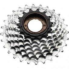 SunRace 5 Speed Bicycle Freewheel - Brown/Black - B000AYB57S