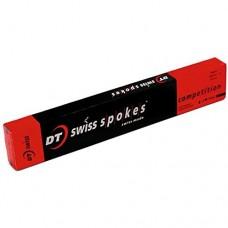 DT Swiss Db14G Competition Bicycle Spoke - Black - Box 20 - B07C6R894V