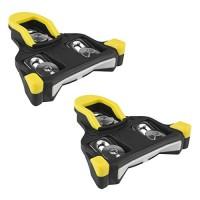 BV Bike Cleats Compatible with Shimano SPD-SL - Road Cycling Cleat Set  Split Patent Design - B01I2BIKPK