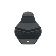 Exustar E-CK5B Cleat Cover  Black - B06XC4CQ2D