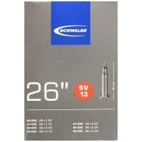 Schwalbe SV21 27.5 Presta Valve 650 B Silver Inner Tube 2016 - B01F1H49W6