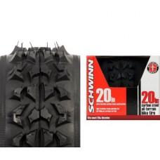Schwinn Big Knobby Bike Tire (Black  20 x 1.95-Inch) - B00540GNPC