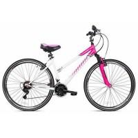 700C Susan G Komen Hybrid Bike - B01LZCUV19