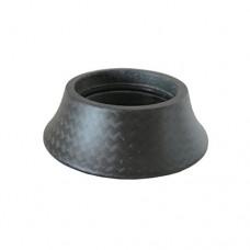 DEERU Bike Carbon Headset Washer MTB Bike  Road Bike  Carbon Cover Fork Taper Spacer -15 mm - B07CKRSZLW