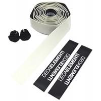 Deda Geco Perfect Grip Rubber Handlebar Tape-White - B01N6WCV47