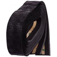 Profile Design Perforated Road Bicycle Handlebar Tape (Black/Black) - B00URVMH7Q
