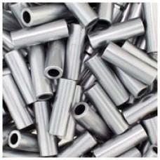 """WIDGETCO #8 x 3/4"""" Aluminum Spacer - B00IS3T47G"""