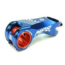 DaBomb MP8 Stem Forged Aluminum - 31.8mm / 35mm Clamp Dia. - Ext. 80mm - Blue - B06XQ7L9MH