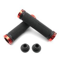 TrendBox Ergonomic Design Rubber Bike Bicycle Handlebar Straight Grips Comfort Anti-slip Mountain Cycling - B01D40P160