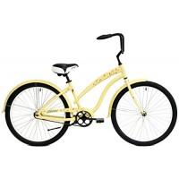 Mango Parrot Aluminum Beach Custom Cruiser One Speed Bicycle Bike - B072BXN38L