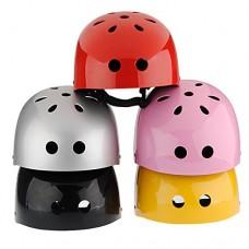 Roller Skate Scooter Helmet Skateboard Skiing Cycling Helmet Size M ( Silver ) - B0752GP8SR