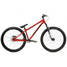Gravity CoJones Pro Dirt Jump Bike 26 Inch Wheel Rock Shox Pike DJ Suspension Fork Disc Brake (Burnt Orange) - B07BY6SJBQ