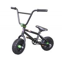 Kobe Mini BMX Bike - Black Green - B01H61LU40
