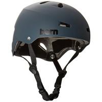 Bern  Multi Sport Helmet For Kids and Adults Bike Skate  Team Macon  Multiple Colors and Sizes - B00K7IQL44