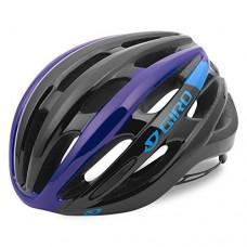 Giro Foray MIPS Road Cycling Helmet Black/Blue/Purple Small (51-55 cm) - B01LKXOAT2