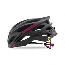 Giro Sonnet MIPS Womens Cycling Helmet Matte Black/Bright Pink Small (51-55 cm) - B01LKXTGTQ