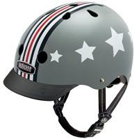 Nutcase Patterned Street Bike Helmet for Adults - B0178A5H4I