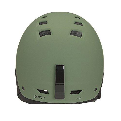 49c04f92c188b Smith Optics Unisex Adult Holt Snow Sports Helmet - B003PBEK0M