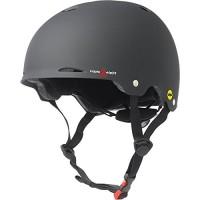 Triple Eight Gotham Helmet MIPS  Black Rubber  L/XL - B00UKGGRXI